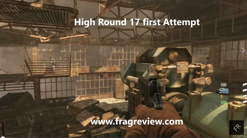 Call of Duty Black Ops 2 Zombies Buried Vengeance DLC High Round 17 Call Of Duty Black Ops Zombies Maps on