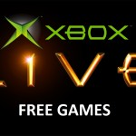 Free Xbox LIVE Games with Gold