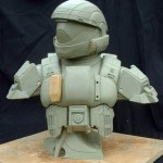 Halo ODST Rookie One2One Bust Statue 1