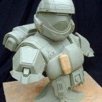 Halo ODST Rookie One2One Bust Statue