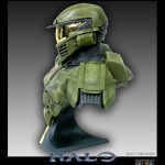 Halo Spartan One2One Bust Statue 4