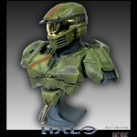 Halo Spartan One2One Bust Statue 5