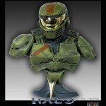 Halo Spartan One2One Bust Statue 6