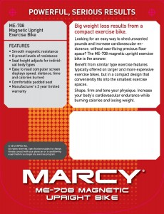 Marcy Upright Mag Cycle Review 1