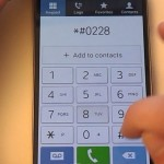 Samsung Galaxy S4 List of Secret Codes and Uses 1