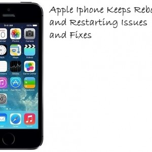 Apple Iphone Keeps Rebooting and Restarting Issues and Fixes 1