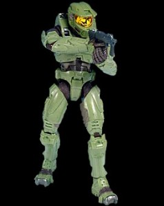 Halo 2 Joyride Green Master Chief