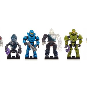Halo Mega Bloks Alpha Series Codes and Numbers Series 10
