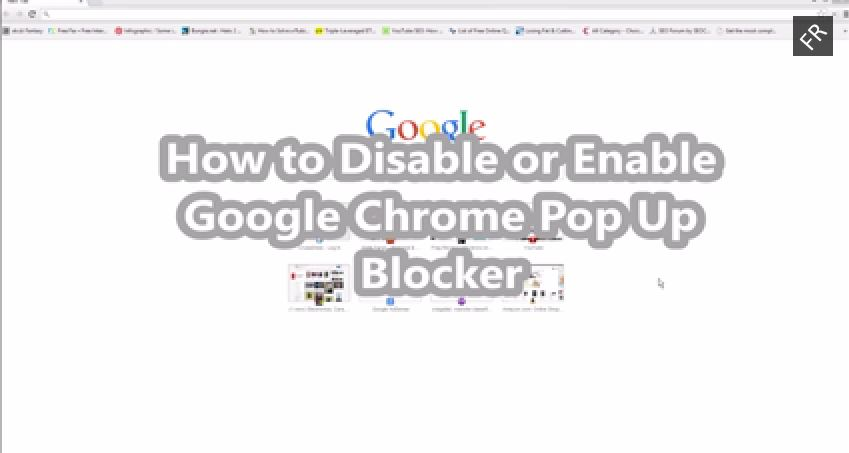 how to stop pop up surveys on google chrome google chrome popup blocker addon hooking up a xbox 360 3220
